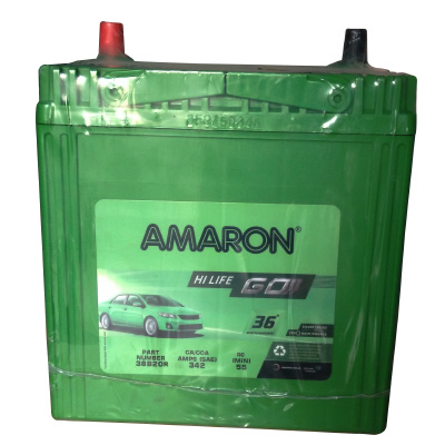 AMARONAAM-GO-00038B20R 35AH BATTERY