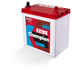 Exide Champion Excp65l 65Ah Battery