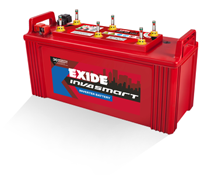 Exide Invasmart Im880 88Ah Inverter Battery