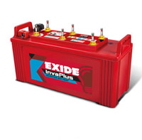 Exide Invaplus Ip1350 135Ah Inverter Battery