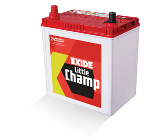 Exide Little Champ Exlc80r 80Ah Battery