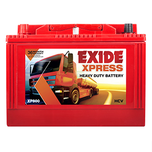 Exide Xpress Xp800 80Ah Battery