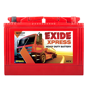 Exide Xpress Xp800l 80Ah Battery