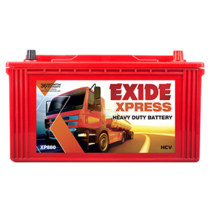 Exide Xpress Xp880 88Ah Battery