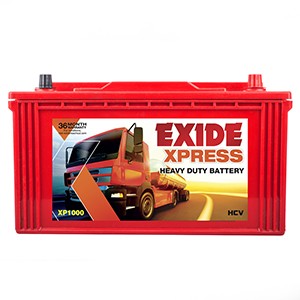 Exide Xpress Xp1100 110Ah Battery