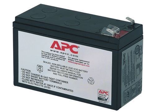 Apc Battery For Ups Br550 Br500 Br600 Rbc 125