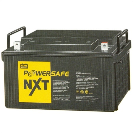 Exide Powersafe Nxt 100-12 12V 100Ah Vrla Battery