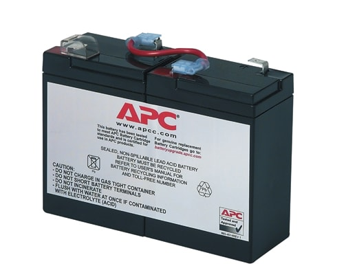 Apc Replacement Cartridge Rbc10 Ups Battery