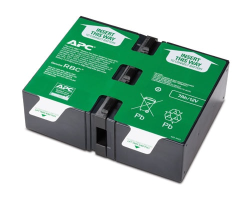 APC REPLACEMENT CARTRIDGE RBC 109 UPS BATTERY