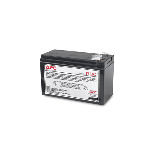 Apc Replacement Cartridge Rbc 110 Ups Battery