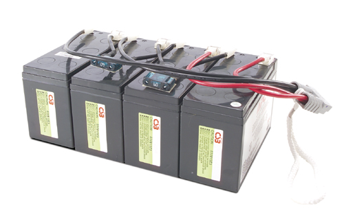 APC RBC25 UPS REPLACEMENT BATTERY CARTRIDGE