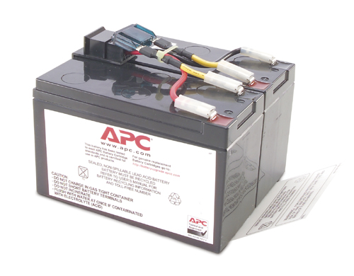Apc Rbc48 Replacement Ups Battery Cartridge