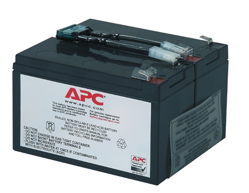 APC RBC9 REPLACEMENT UPS BATTERY CARTRIDGE