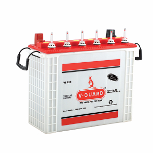 V-Guard Tubular Vt 150Ah 12V Inverter Battery