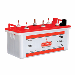 V-Guard Flat Vf 12V 135Ah Inverter Battery