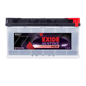 EXIDE MATRIX RED MTREDDIN90 90AH BATTERY