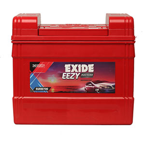 Exide Mileage Red Mred700l 65Ah Battery