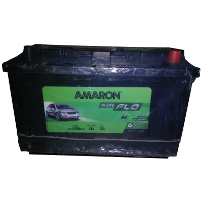 AMARON AAM-FL-580112073 80AH BATTERY