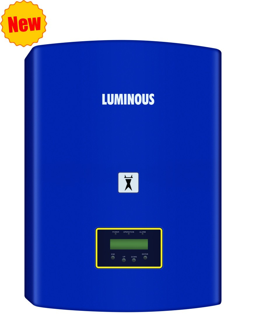 Luminous Solar 5Kw Nxi 150 Single Phase Grid Tie Inverter