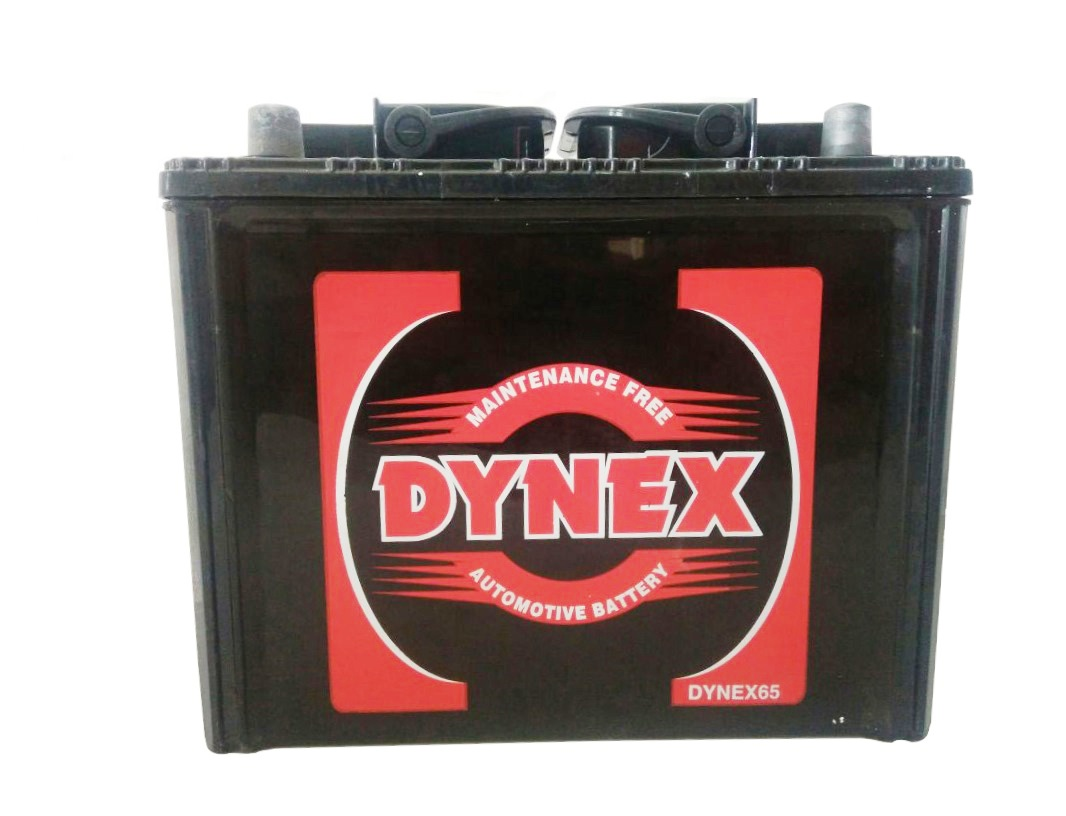 DYNEX 65AH 65L BATTERY FROM EXIDE