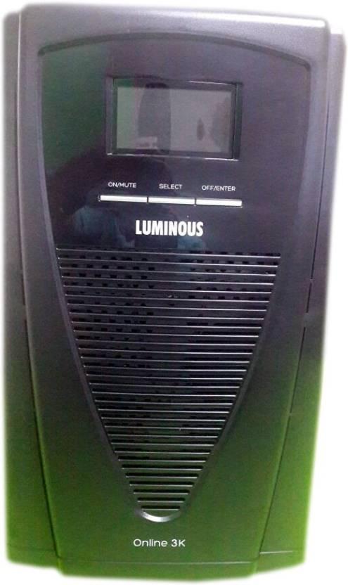 Luminous Ld3000 3Kva Online Ups