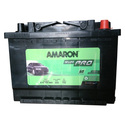 volkswagen new jetta 1 4l Battery