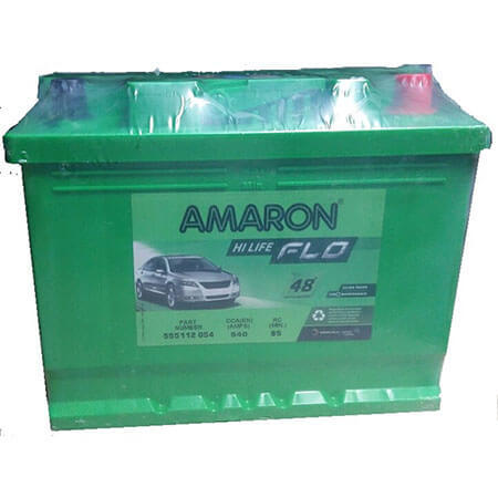 ford eco sport Battery
