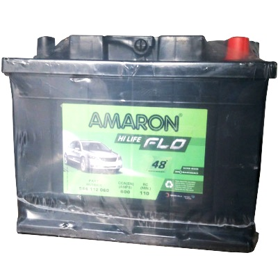 Amaron AAM-FL-566112060 60AH Battery