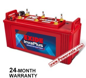 Exide Invaplus IP2000 200Ah Inverter Battery