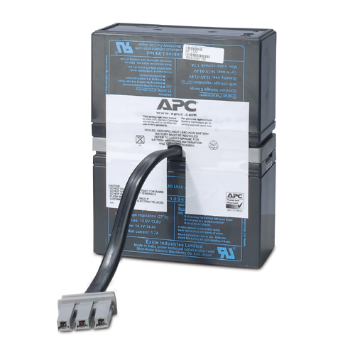 APC Replacement Battery Cartridge 9AH X 2 RBC33