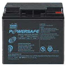Exide Powersafe EP26-12W 12V 26 AH UPS Battery