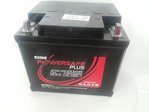 Exide Powersafe Plus Ep 65 12 12v 65ah Battery Buy Exide