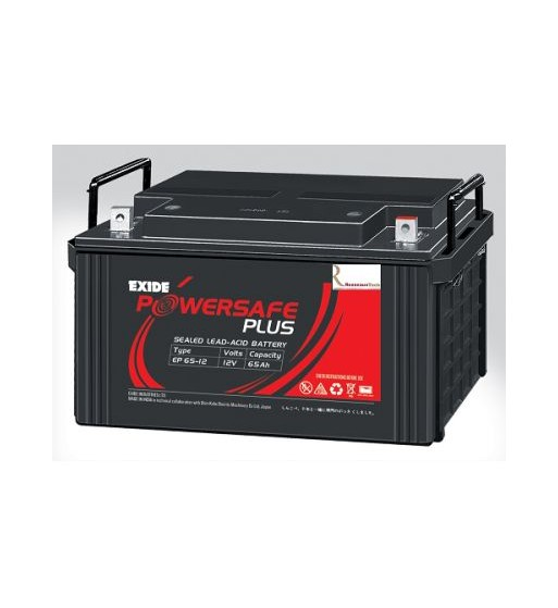 Exide Powersafe Plus EP 100-12 12V 100AH Battery
