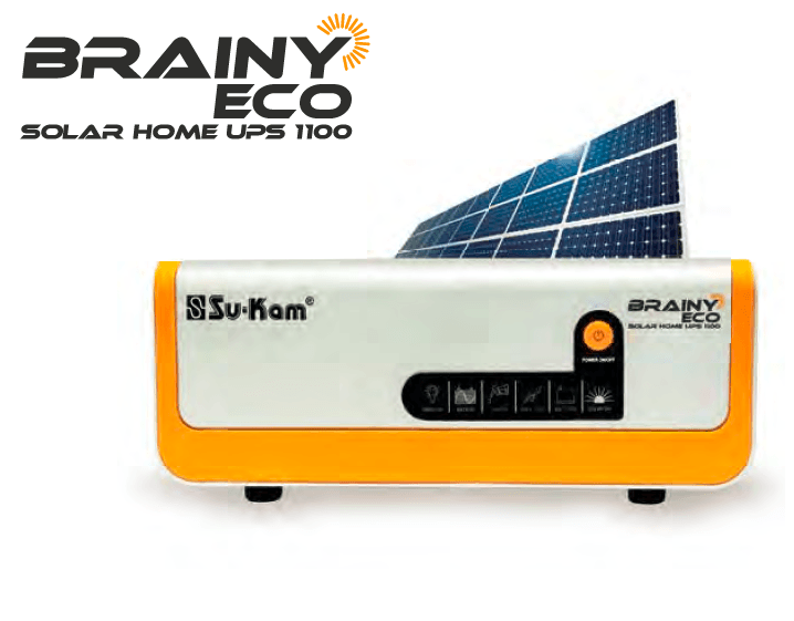 Su-Kam Brainy ECO 1100 Solar Home UPS