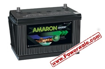 Amaron 12v 100AH CR1000H29R Inverter UPS Battery