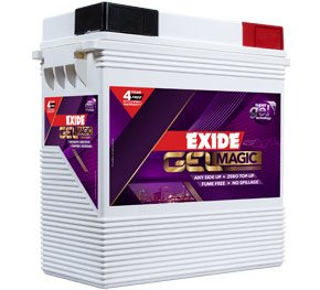 Exide Gel Magic 1500 150AH Battery