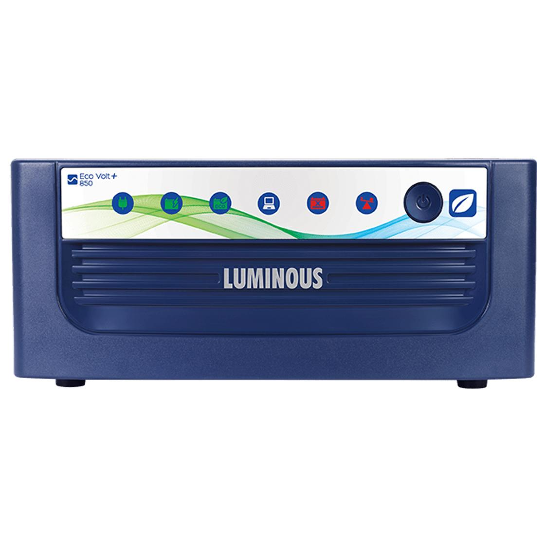 Luminous Eco Volt+ 850VA Home UPS