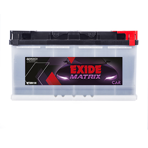 EXIDE MATRIX RED MTREDDIN100 100Ah Battery