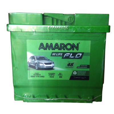 Amaron 50 Ah Battery AAM-FL-550114042