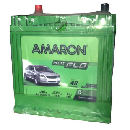 hyundai new sonata Battery