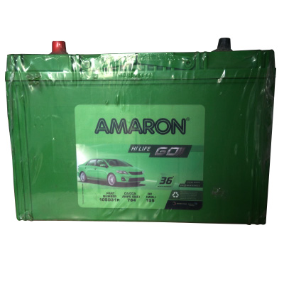 chevrolet optra Battery