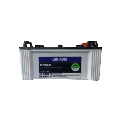 Luminous Inverlast IL 1830FP 150Ah Battery