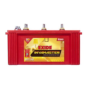 Exide InvaMaster IMST 1500 150Ah Battery