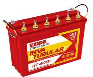 Exide IT400 115AH InvaTubular Battery
