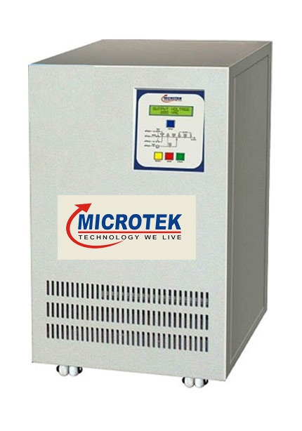 Microtek 25KVA SuperMax-Series–I 3 Phase In-1 Phase Out Online UPS