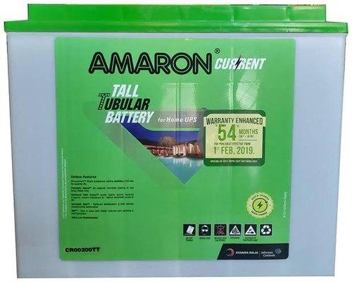 Amaron Current AAM-CR-CRTT200 12V 200AH Tall Tubular Battery