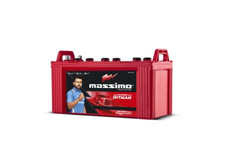 Massimo Jumbo Tubular MST 1800 150AH Battery