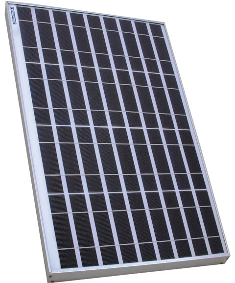 Luminous 24V 325W Solar Poly PV Panel