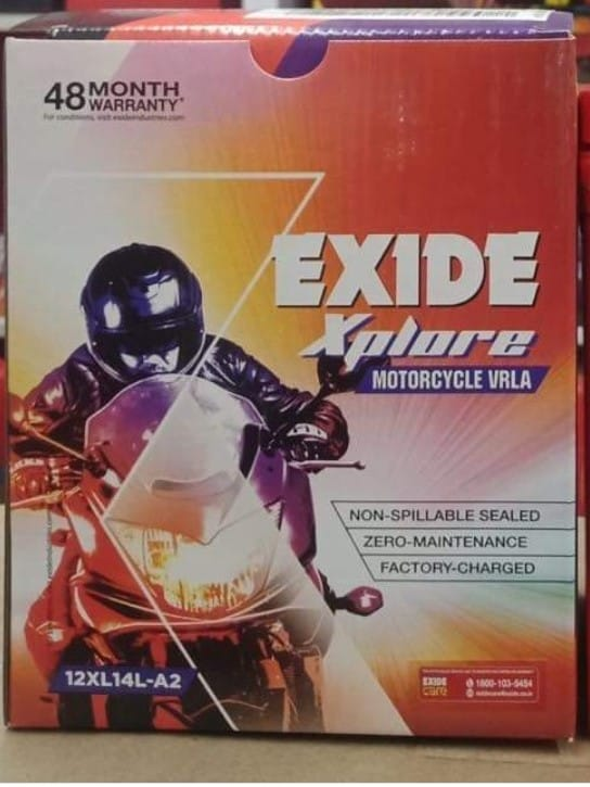 royal enfield electra5s Battery
