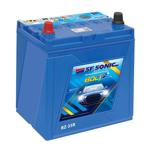maruti ritz Battery